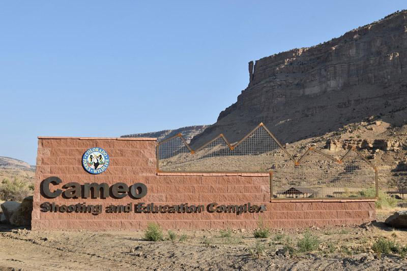 CSEC Entry sign