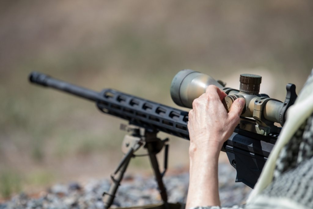 Long Range Precision Rifle