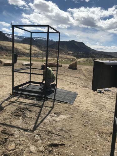 Sporting Clays Range Construction