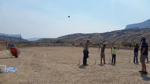 CMDA Archery Tournament